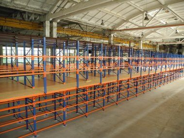стеллажи для склада сборка галерея триометал сервис