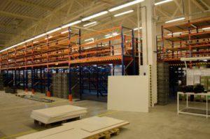 стеллажные конструкции для склада галерея триометал сервис