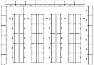 Складские стеллажи для склада