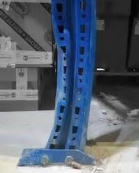 Стеллажные конструкции на складе